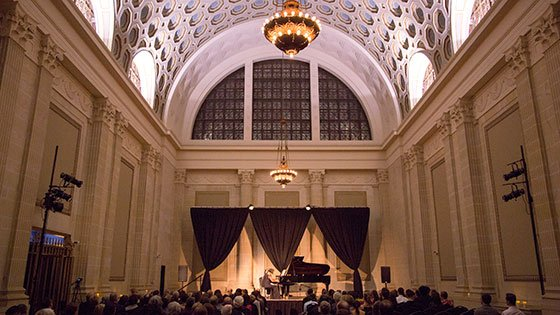 The Trust Performing Arts Center.