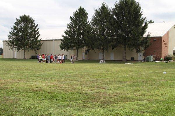 Practice Fields