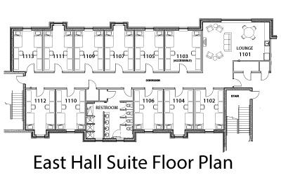 LBC dormitory map.