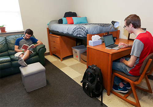 East Hall Men's Dormitory