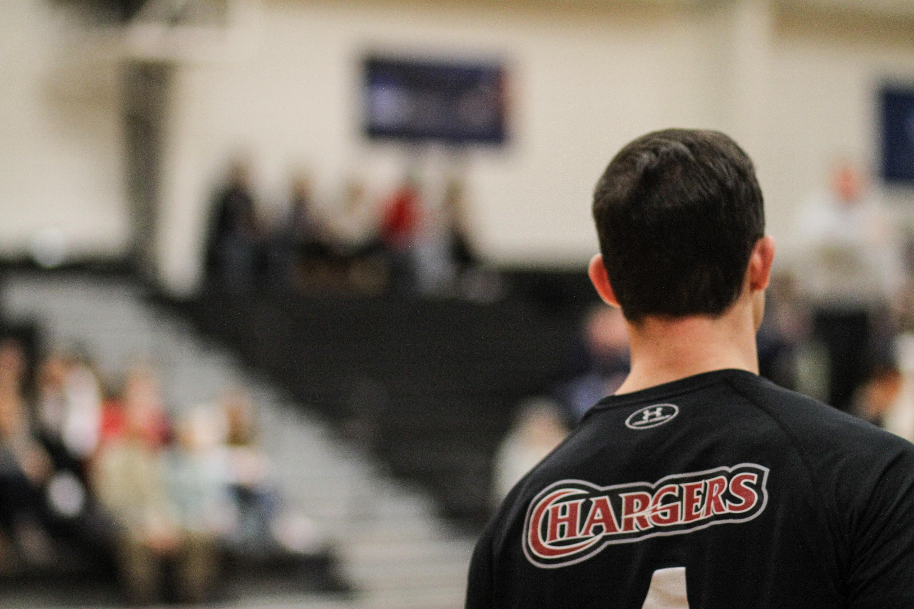 LBC student athlete.
