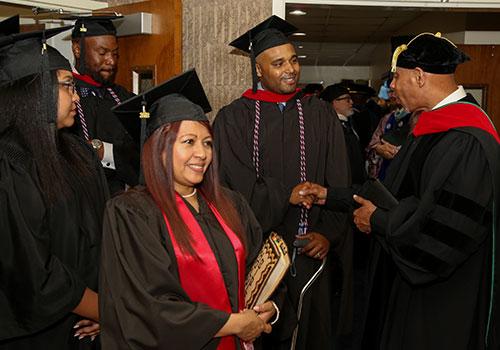 Lancaster Bible College Graduation Ceremony at Washington DC