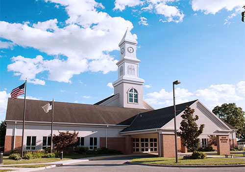 Good Shepherd Chapel at Lancaster Bible College