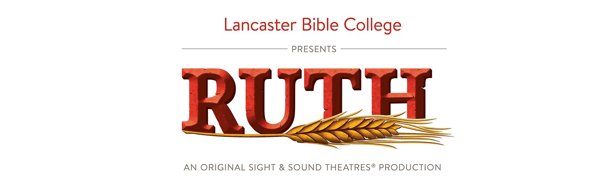 Sight & Sound's Original Production at Lancaster Bible College