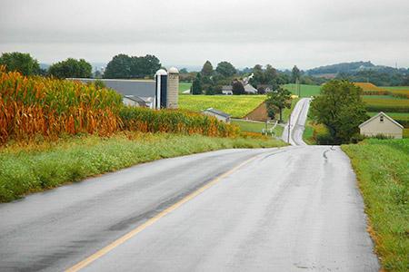 Lancaster road photo