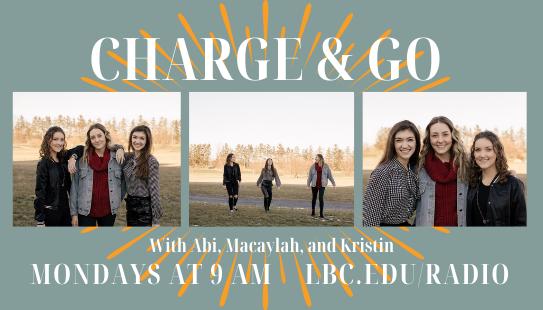 radio ad Charge & Go