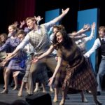 LBC performing arts students.