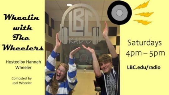 LBC radio advertisement.