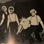"During the 1972-73 school year, LBC hosted a ""Roaring 20's"" Night featuring a barbershop quartet, a trumpet player and more!"