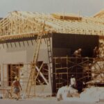 The Sebastian Academic Center was under construction during the 1988-89 academic year.