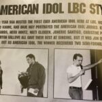 One of the most popular new television shows in 2002 and 2003 was 'American Idol.' The show was a hit on campus as well, as LBC | Capital hosted 'LBC Idol' during the 2002-03 academic year. Jon Eric was named the winner and earned two tickets to that year's LBC Semi-Formal.