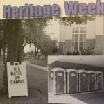 LBC | Capital held Heritage Week during the 2005-06 academic year, but a water main break affected a large part of Lancaster and caused a water shortage. LBC | Capital was forced to bring in porta-potties and boil water.