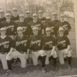 The 2006 baseball team was the first to play on the new baseball field, which the team still uses today.
