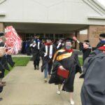 LBC graduation social.
