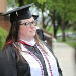 LBC students at their graduation.