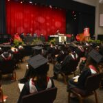 LBC Graduation ceremony.