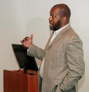 Dr. Wayne Weathers, PEKBA Moderator and LBC   Capital – Philadelphia Adjunct Professor